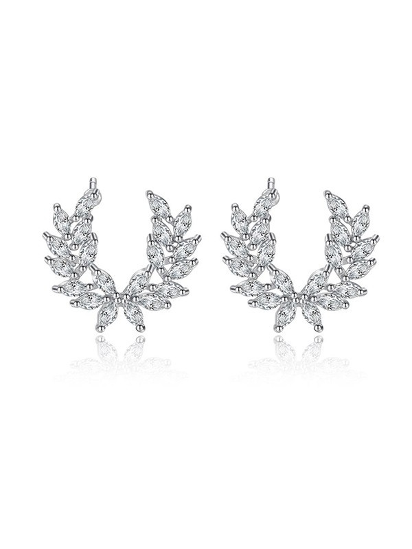 Korean Attractive Cubic Zirconia Hot Sale Earrings