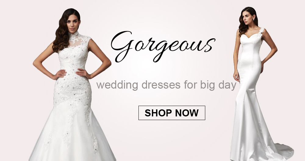 Gorgeous Weding Dresses